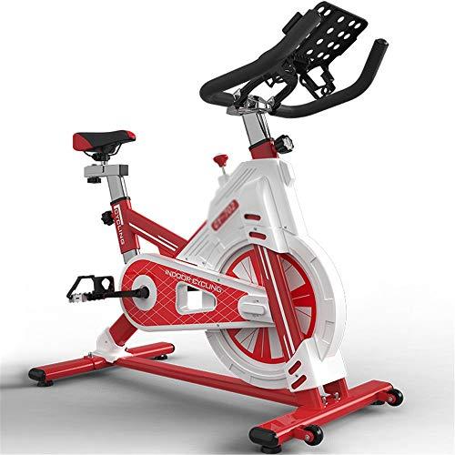 Yocobo Indoor Fahrrad Mute Bicycle Advanced mit Trainingscomputer und elliptischem Cross Trainer Herzfrequenzsensor