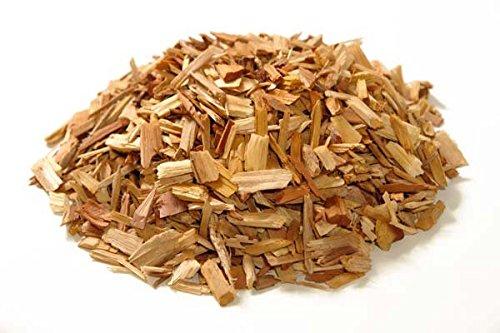 Pro-smoke trucioli di legno rovere, ciliegio e nocciola miscela di alta qualità per fumo da barbeque, 6 litri