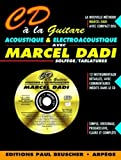 partition cd a la guitare acoustique m dadi