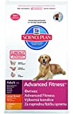 Hill's Dry Dog Food Pet Nutrition Science Plan Adult Advanced Fitness Large Breed Chicken 12kg