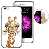 Per iPhone 6custodia, custodia per iPhone 6s, Laaco bella custodia in TPU trasparente in gomma silicone cover per iPhone 6/6S-riferimenti-Shakespeare citazioni Apple (14)