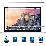 "MacBook Pro 13.3"" Screen Protector, Vikoo 9H Hardness 2.5D Ultra-thin Anti-Scratch HD Clear Ballistic Tempered Glass Screen Protector for MacBook Pro 13.3"" with Retina display"