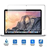 Apple Macbook Pro Retina 13'' 2015 Cristal Templado,Vikoo 9H 0.3mm Ultra Delgado Shatterproof Pantalla de Vidrio Templado HD Flim Tempered Glass Screen Protector para Apple Macbook Pro 13'' Retina 2015