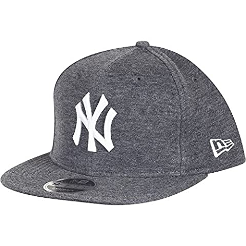 New Era Herren Caps / Snapback Cap Seasonal Jersey NY Yankees grau S/M