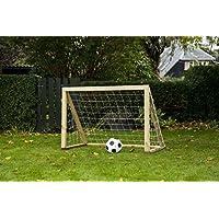 Homegoal - Classic Micro Fußballtor aus Holz 100 x 125 cm 3 Jahre Garantie!