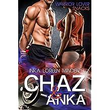 Chaz & Anka: Warrior Lover Snack 1 (Warrior Lover Snacks)