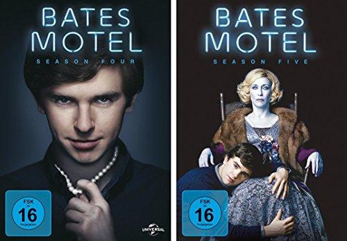 Bates Motel - Season Four & Five im Set - Deutsche Originalware [6 DVDs]