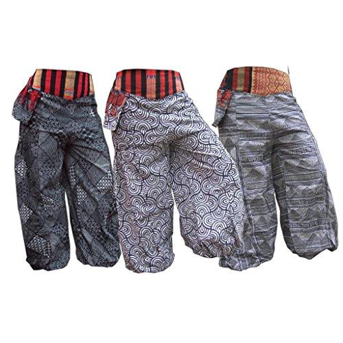 Aladin Muck Pants, 100% natur Baumwolle, SONDERANGEBOT, super Verarbeitung, feste Qualität Rot