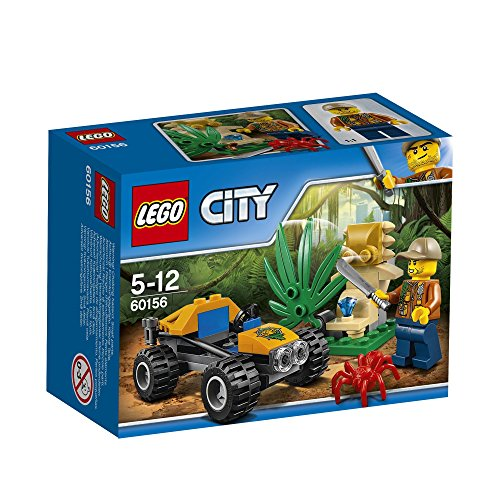 LEGO City 60156 – Dschungel-Buggy