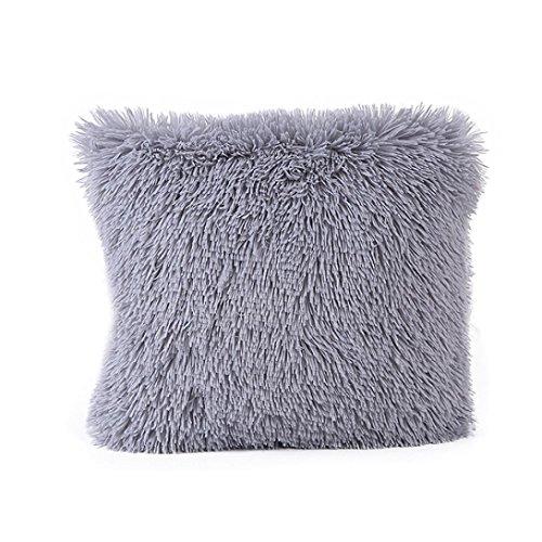 Kissen Cover Xinan Pillow Case Sofa Taille Throw Home Decor (43cm*43cm, G) (Flip-flop-kissen)