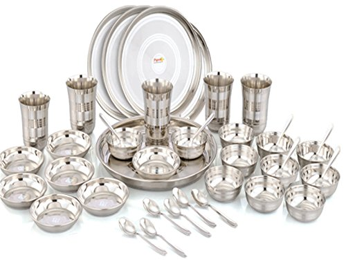 Pigeon Lunch Set, 42-Pieces  available at amazon for Rs.1938