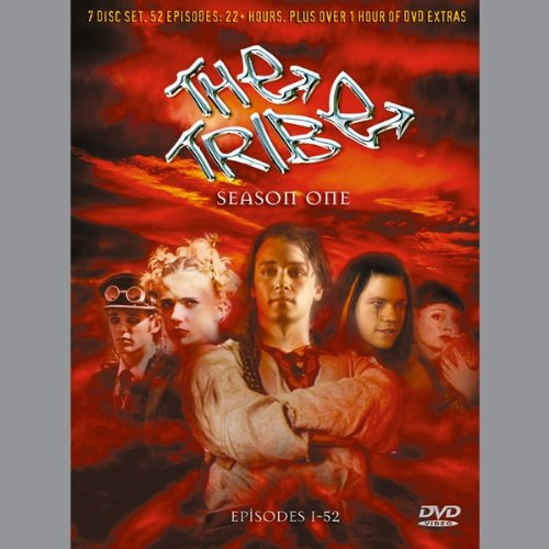 The Tribes - Series One - 7 Disc Set - 52 Episodes - 22 Hours - 1 hour Extras
