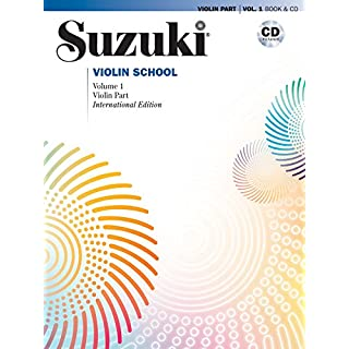 Suzuki Violin School 1 - Revised Edition mit CD (Suzuki Violin School, Violin Part)