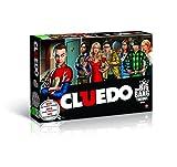 Winning Moves Cluedo The Big Bang Theory - Das beliebteste Detektiv-Spiel der Welt trifft auf die cleveren Nerds! (Deutsch)