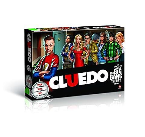 Winning Moves WIN10685 - Cluedo - The Big Bang Theory,
