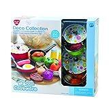 PlayGo 6988 - Deko Kollektion, Küchenspielzeug, 22-teilig
