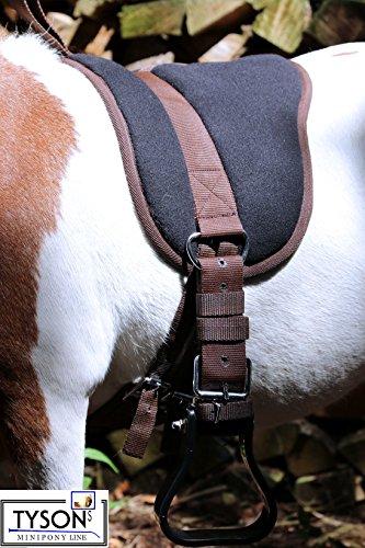 Reitkissen Barepad Bare Back Pad Reitkissen Sattelpad Sattel Ersatz Sitzkissen Minishetty Shetty Pony