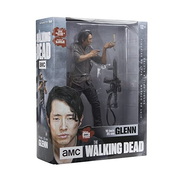 "Walking Dead 14486 – ""TV Glenn Deluxe – Figura de acción 2"