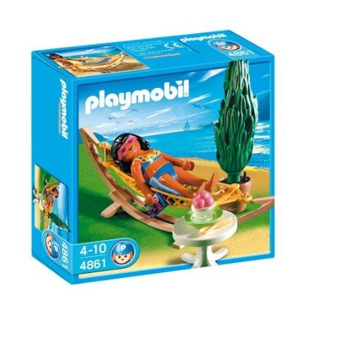 Playmobil 626638 - Vacaciones Mujer Con...