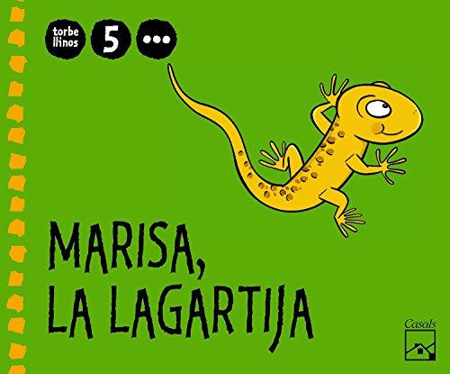 Marisa, la lagartija, 3er trimestre 5 años. Torbellinos - 9788421842126