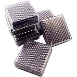 BestOfferBuy 6PCS Réutilisable Gel de Silice Déshumidificateurs Humidité Absorber Perles Box