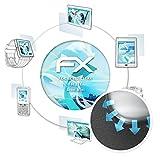 atFolix Schutzfolie für ZTE Axon Mini Folie - 3 x FX-Curved-Clear Flexible Displayschutzfolie für gewölbte Displays