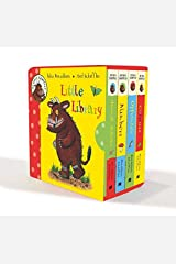 My First Gruffalo Little Library Board book