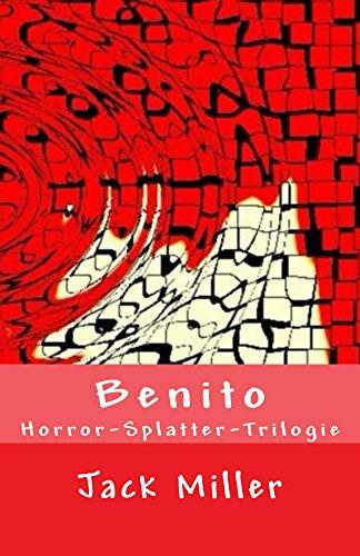 Benito - Horror-Splatter-Trilogie (Los 13 Simpson Halloween)