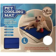 New The Pet Shop Cooling Mat For Dogs & Cats Dark Blue - Large 90 x 70cm