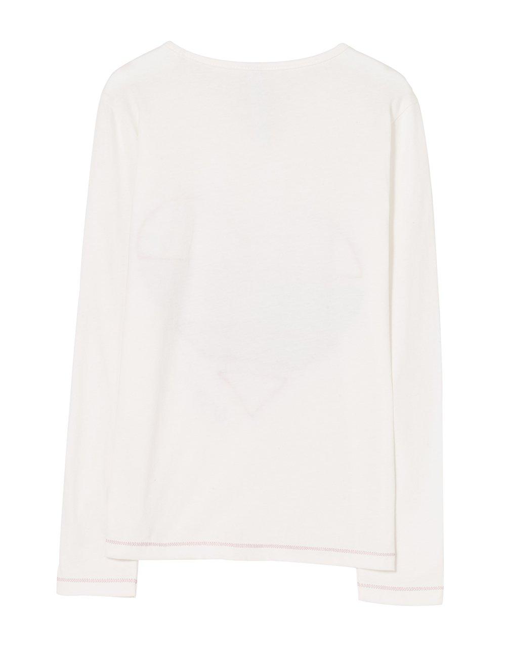 Desigual TS_Texas Camisa Manga Larga para Niñas