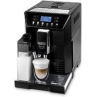 De'Longhi Eletta Evo ECAM 46.860.B Kaffeevollautomat mit LatteCrema Milchsystem, Cappuccino und Espresso auf Knopfdruck…
