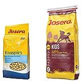 15 kg Josera Kids + 1,5 kg Josera Knuspies