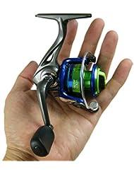 Grandis YOLO GD900Alumminum Mini Moulinet de pêche moulinets Pêche Bobine Gear