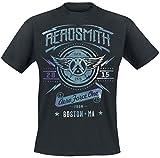 Aerosmith Aeroforce One T-Shirt black L