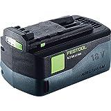 Festool Akkupack 18V BP 18 Li 5,2 AS 100 W, 18 V, schwarz