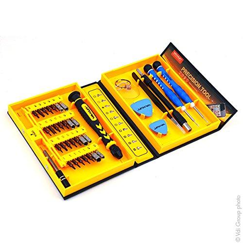 Yaxun Set di Strumenti di Precisione per Telecomunicazioni YX6028B, Utensili manuali per Telefono Mobile, Gli alloggiamenti di PDA, PSP, NDS, MP3, ECC, Riparazione di Apertura, Cacciavit