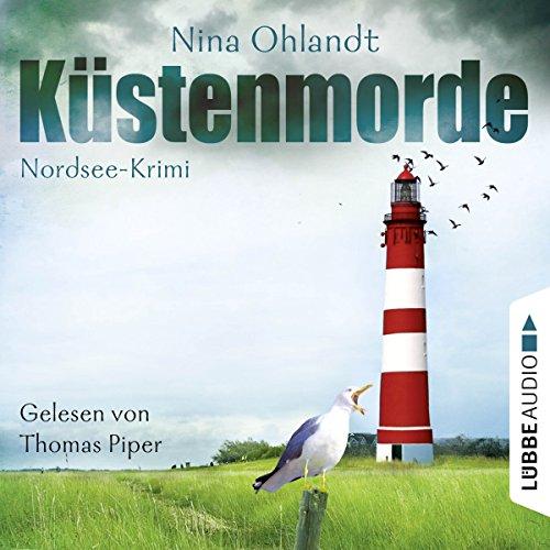 Buchseite und Rezensionen zu 'Küstenmorde' von Nina Ohlandt