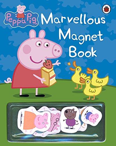Imagen de Libro Magnético Infantil Ladybird por menos de 10 euros.