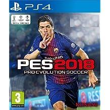 Pro Evolution Soccer 2018 [PlayStation 4]