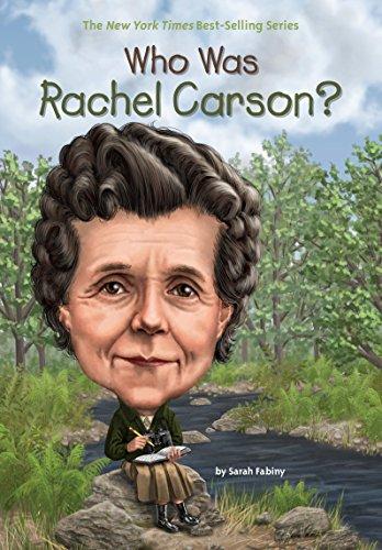 Who Was Rachel Carson? por Sarah Fabiny