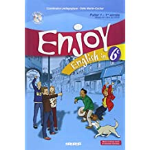 English in 6e Enjoy (1CD audio)