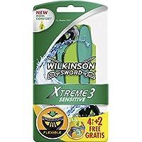 Wilkinson Sword Xtreme 3Sensitive 4+ 2