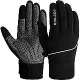 BOILDEG Fietshandschoenen Outdoor Winddicht Touchscreen Anti-slip Schokabsorberende Pad Fietshandschoenen voor Mannen & Vrouw