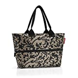 reisenthel shopper e1 baroque taupe