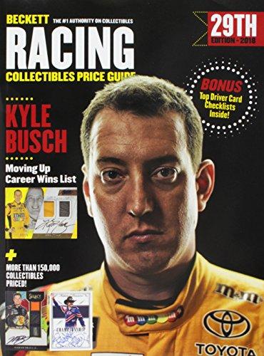 29: Beckett Racing Collectibles Price Guide 2018 por Beckett Media