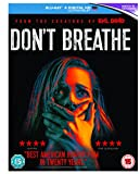Don't Breathe [Reino Unido] [Blu-ray]