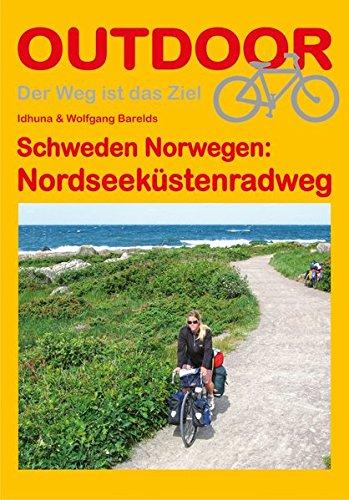 Schweden Norwegen: Nordseeküstenradweg (OutdoorHandbuch): Alle Infos bei Amazon