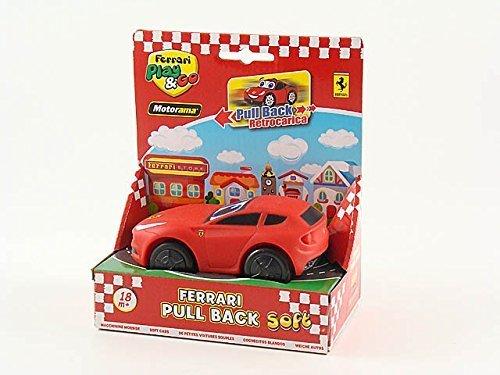 Mac Due Italy Play & Go 502170–Ferrari Soft Urgencias