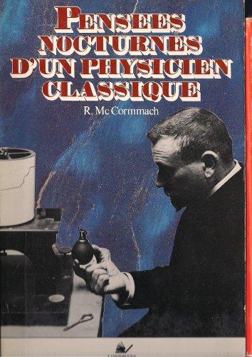 Pensées nocturnes d'un physicien classique