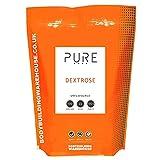 Bodybuilding Warehouse Pur Traubenzucker Kohlenhydrat Puder Geschmacklos 2 kg